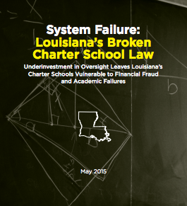 System Failure: LA's Broken Charter School Law