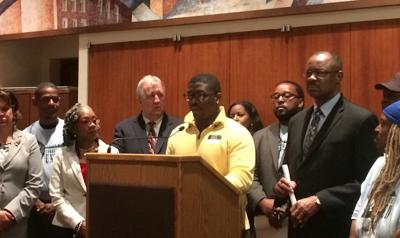 Baltimore Community Schools Press Conference