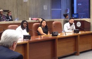 Boston students testify on charter discipline