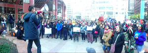 Chicago Students Rally