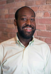 New AROS Director Keron Blair