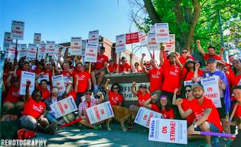 Teachers Strike in Seattle