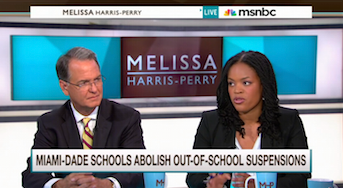 Melissa Harris-Perry Talk School Discipline Reform